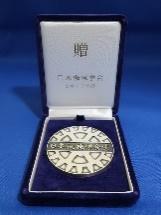 日本機械学会賞(技術)のメダル